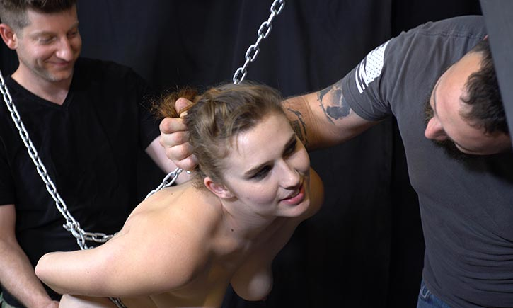 double bdsm maledom